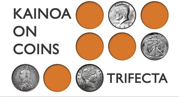 Kainoa on Coins: Trifecta - magic