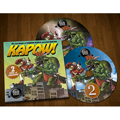 KAPOW! (DVD) - magic