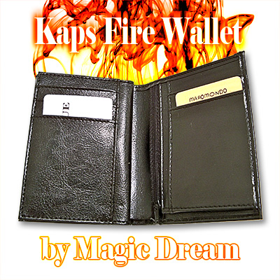 Kaps Fire Wallet - magic