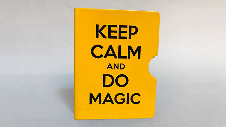Keep Calm and Do Magic Card Guard - magic