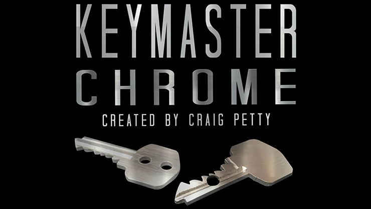 Keymaster Chrome - magic