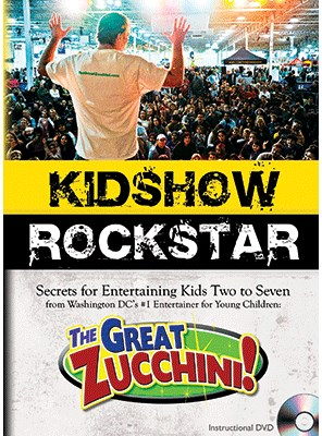 Kid Show Rockstar - magic