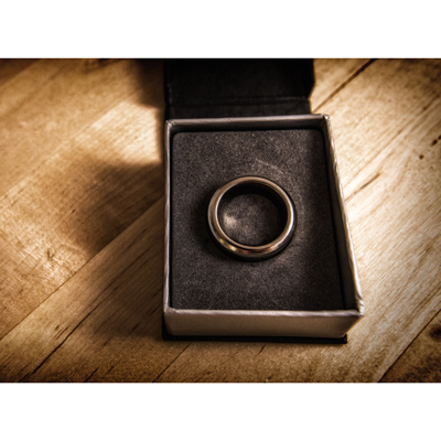 Kinetic PK Ring (Curved) - magic