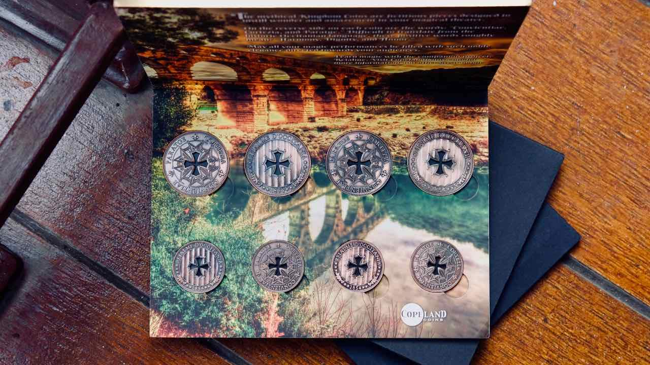 Kingdom Coins - magic