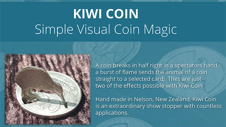 Kiwi Coin - magic