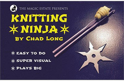 Knitting Ninja - magic
