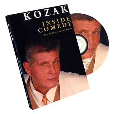 Kozak: Inside Comedy - magic
