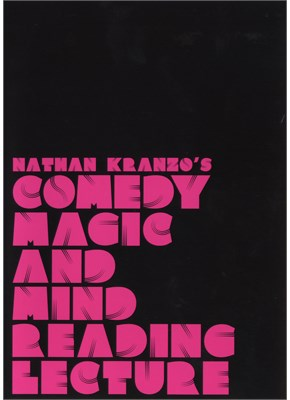 Kranzo's Comedy Magic and Mind Reading Lecture - magic