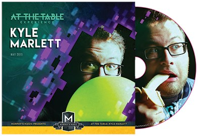 Kyle Marlett Live Lecture DVD - magic