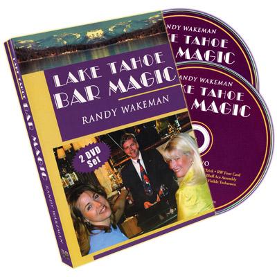 Lake Tahoe Bar Magic - magic