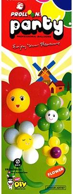 Large Flower Balloon Kit - magic