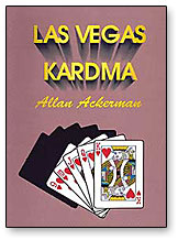 Las Vegas Kardma - magic