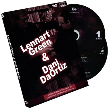 L&D Lennart Green & Dani DaOrtiz - magic