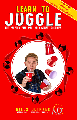 Learn to Juggle and Perform Family-Friendly Comedy Routines - magic