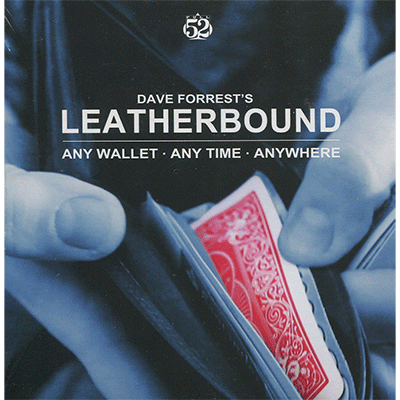 Leatherbound - magic