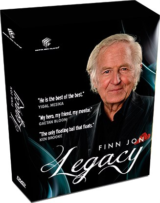 Legacy by Finn Jon - magic