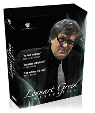 Lennart Green Masterfile (4 DVD Set) - magic