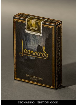 Leonardo Gold Edition - magic