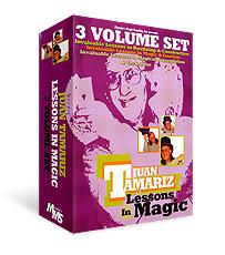 Lessons in Magic - magic