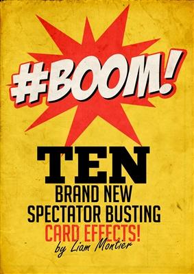 Liam Montier's #Boom - magic