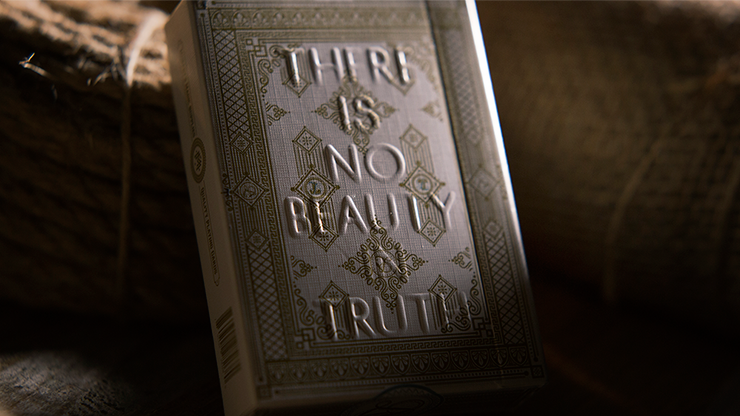 Lies Playing Cards - There Is No Beauty in Truth - magic