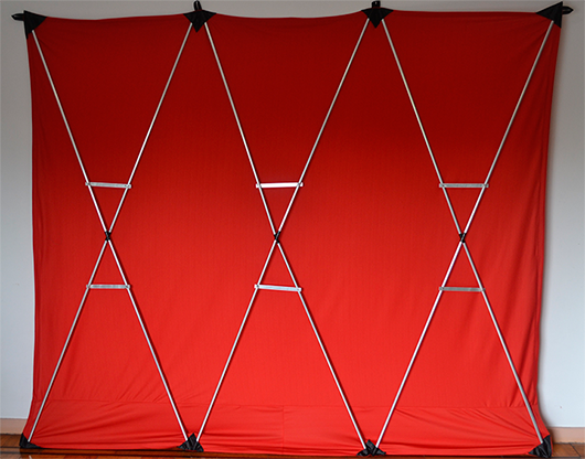 Lightweight Stage Curtain - magic