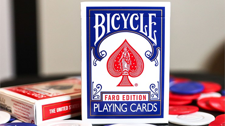Bicycle Faro Playing Cards - magic