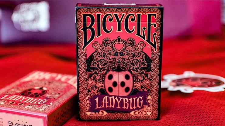 Bicycle Ladybug  Playing Cards - magic