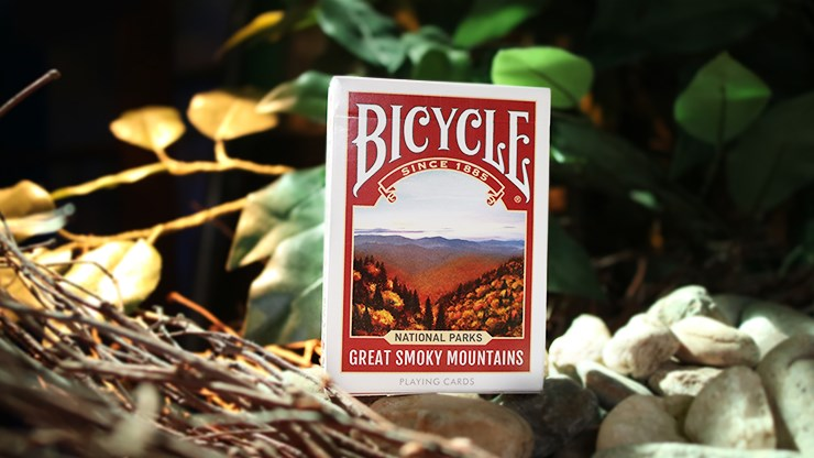 Bicycle National Parks  Playing Cards - magic