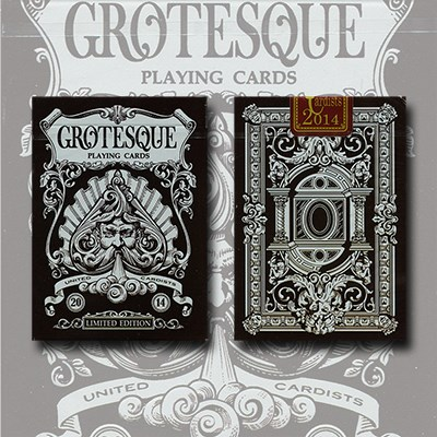 Limited Edition Grotesque Deck - magic
