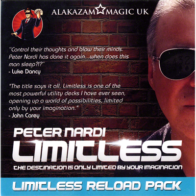 Limitless Expansion Pack  - magic