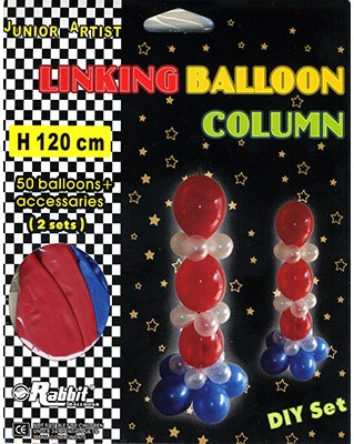 Linking Column Balloons - magic