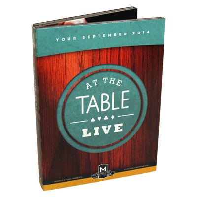 Live Lecture DVD Set - September 2014 - magic