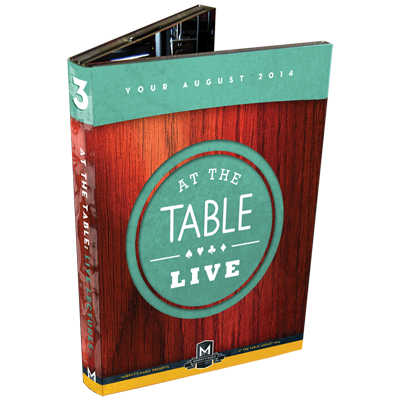 Live Lecture DVD Set - August 2014  - magic