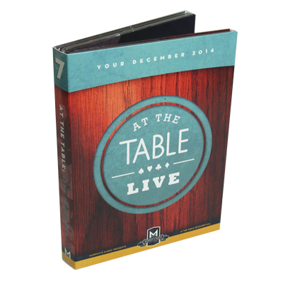 Live Lecture DVD Set - December 2014 - magic