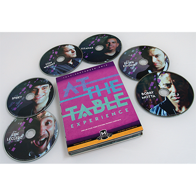 Live Lecture DVD Set - July - September 2015 - magic