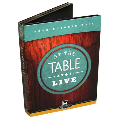 Live Lecture DVD Set - October 2014 - magic