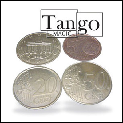 Locking Coins - Euro 1.25 - magic