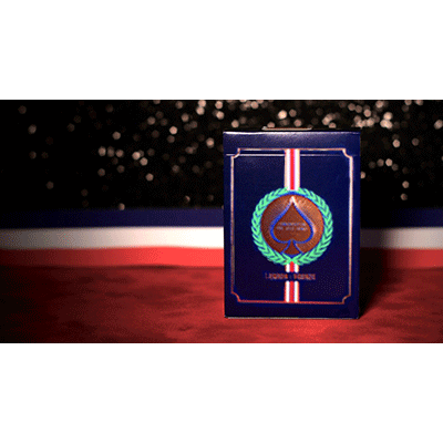 London 2012 Playing Cards (Bronze) - magic
