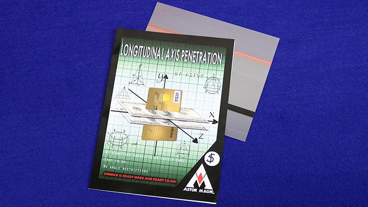 Longitudinal Axis Penetration - magic