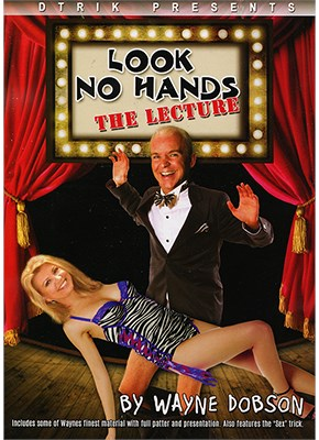"""Look No Hands """"The Lecture"""" - magic"""