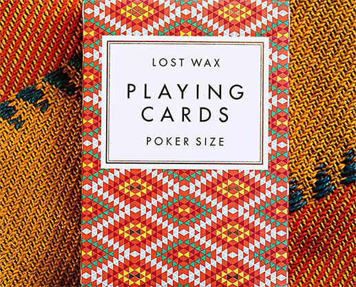Lost Wax Playing Cards - magic