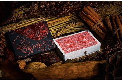 Love Promise Red Deck - magic