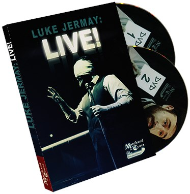 Luke Jermay LIVE! - magic