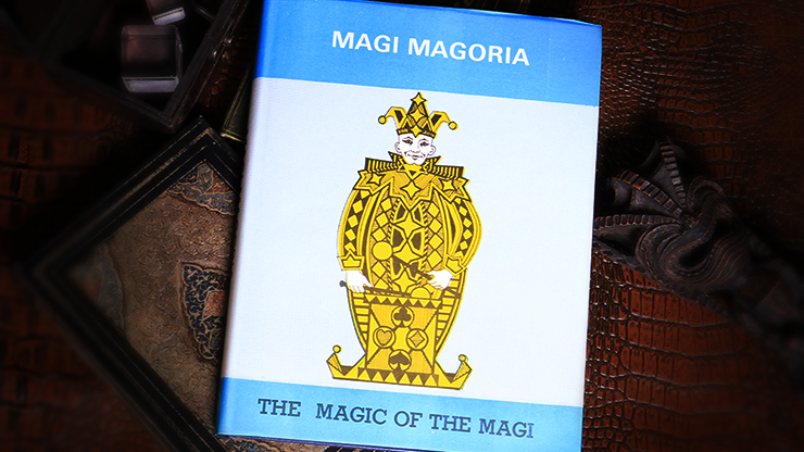 Magi Magoria - magic