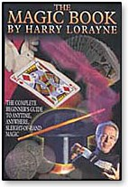 Magic Book of Harry Lorayne - magic