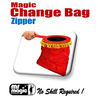 Magic Change Bag (Zipper) - magic