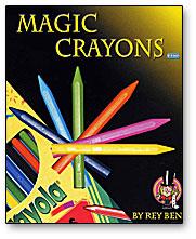 Magic Crayons  - magic