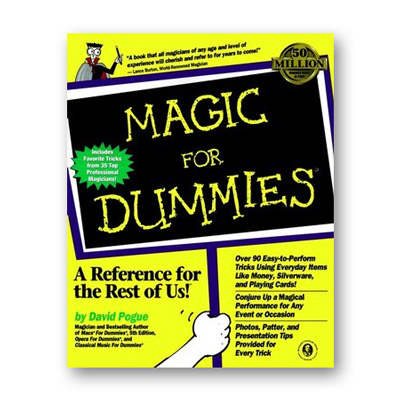 Magic For Dummies - magic