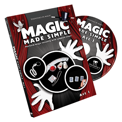 Magic Made Simple Act 1 - magic